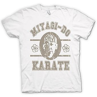 Mens t-skjorte-Mr Miyagi - Karate Kid - film