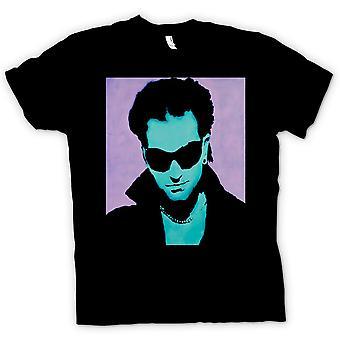 Camiseta de los niños - U2 - Bono - Pop Art
