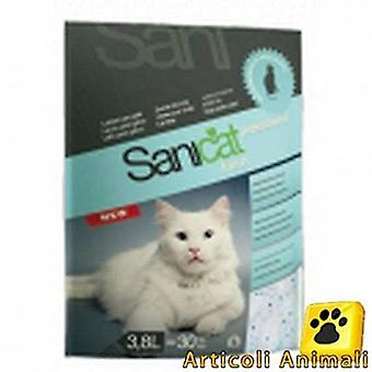 Sanicat Professional Silica Crystals Cat Litter 3.8L