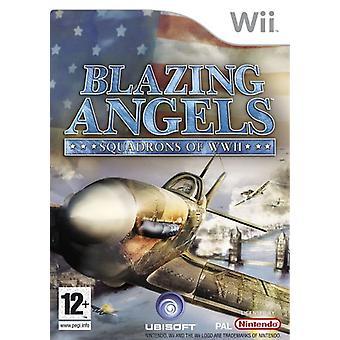 Blazing Angels Squadrons of WW II (Wii)