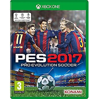 PES 2017 (Xbox One) - Factory Sealed