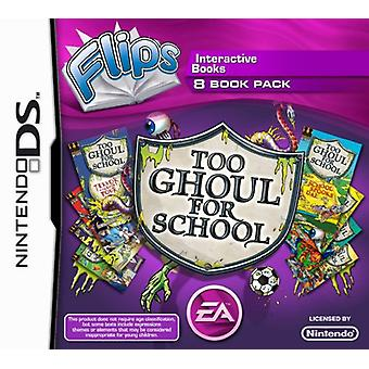 Flips Too Ghoul for School (Nintendo DS) - Factory Sealed