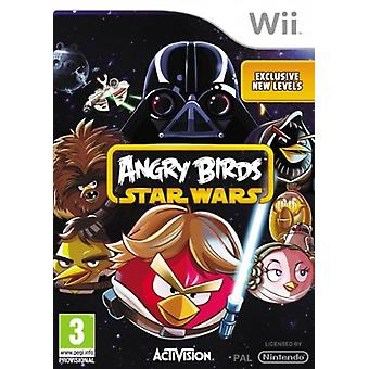 Angry Birds Star Wars (Nintendo Wii)