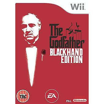 Den gudfader Blackhand Edition (Wii)