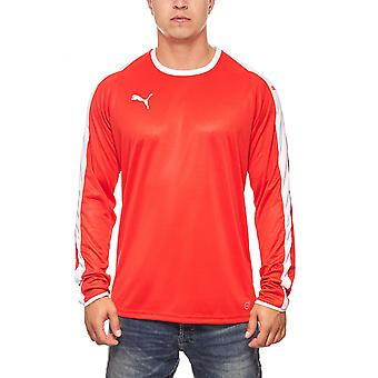Football Ligue Jersey rouge PUMA maillot homme