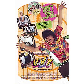 UHF Movie Poster (11 x 17)
