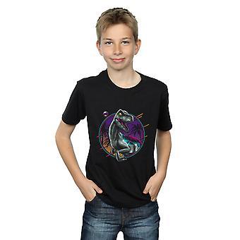 Vincent Trinidad Boys Rad Velociraptor T-Shirt