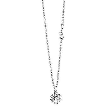 Guess ladies chain necklace stainless steel Silver UBN21549