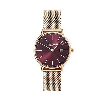 Kenneth Cole New York femmes regarder montre-bracelet en acier inoxydable KC15057008