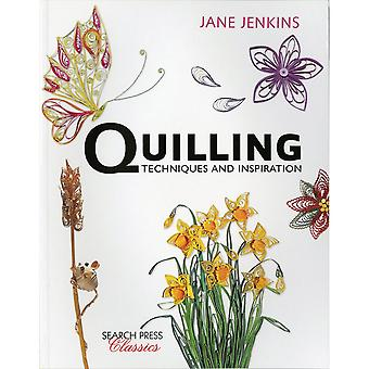 Search Press Books-Quilling Techniques And Inspiration
