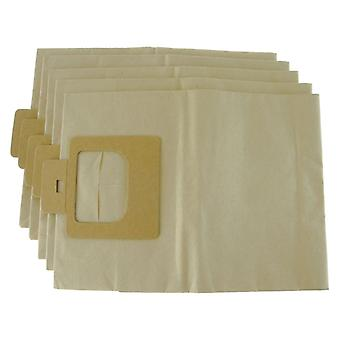 الاتفاق مولينكس مكنسة الغبار أكياس الورق