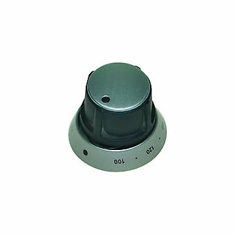 Indesit Knob Top Oven Stainless