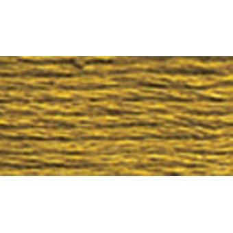 DMC 6-Strand Embroidery Cotton 100g Cone-Golden Olive