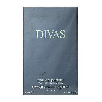 Emanuel Ungaro Divas Eau De Parfum Spray 1.7 Oz/50 ml i boks
