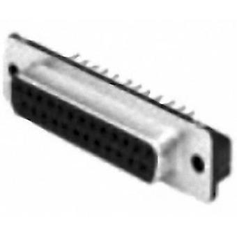 أوعية TE الاتصال أمبليميتي HD-20 د-SUB 180 ° عدد دبابيس: 25 1 طباعة pc(s)