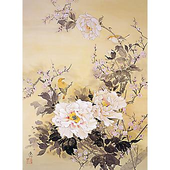 Spring Blossom 2 Poster Print by Haruyo Morita