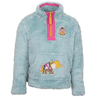 Toggi Honey Childrens Fleece Sweatshirt Ocean