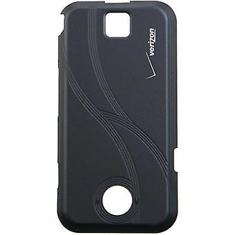 OEM Motorola Rival A455 Standard Battery Door / Cover - Black (Bulk Packaging)