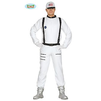 Astronaut costume for men's astronaut costume costume Mr spaceman Carnival