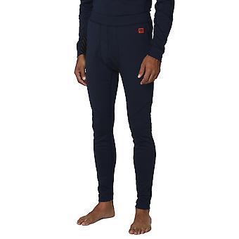Helly Hansen Mens Lifa Max Warm Workwear Base Layer Pants