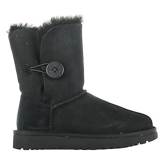 UGG Bailey Button II Black 1016226BLK universal all year women shoes