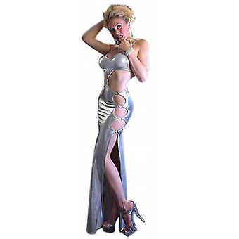 Waooh - mode - jurk lange sexy