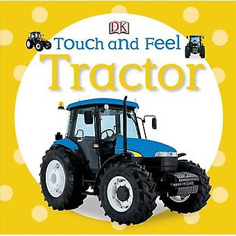 Tractor by DK - 9781405370493 Book