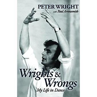 Wrights & erros - minha vida na dança por Peter Wright - Bo 9781786821805