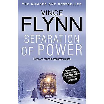 Separación de la energía (Re-issue) de Vince Flynn - libro 9781849835633
