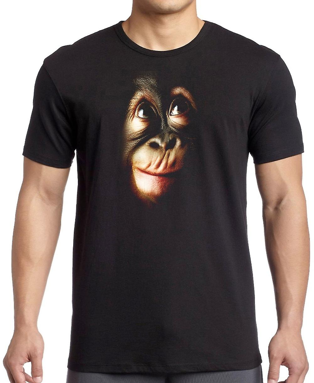 Cool Baby Orangutan Women T Shirt