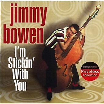 Jimmy Bowen - ik ben Stickin' Plamuurmes u [CD] USA import