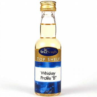 Still Spirits Whiskey Profile B