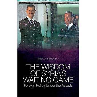 Klokhet i Syrien väntar spel - utrikespolitik Under Assads b