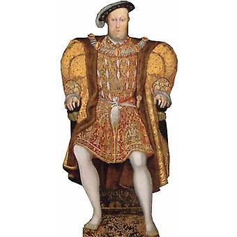 King Henry VIII - Lifesize Cardboard Cutout / Standee