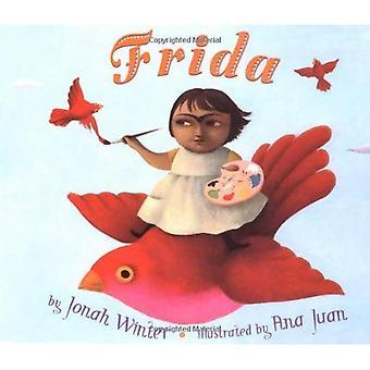 Frida (Américas prêmio de literatura de adultos jovens e crianças. Menção honrosa (prêmios))