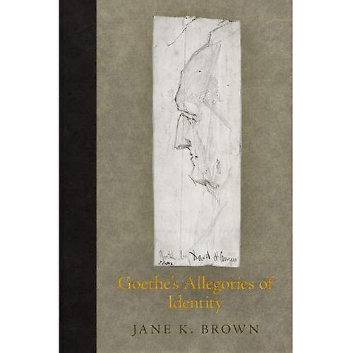 Goethe& 039;s Allegories of Identity (Haney Foundation Series)