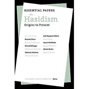 Vigtige papirer på Hasidisme