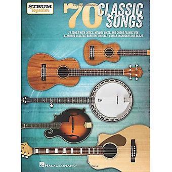 70 klassiska låtar - knäpper ihop