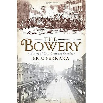 The Bowery: Tales from New York City's Skid Row
