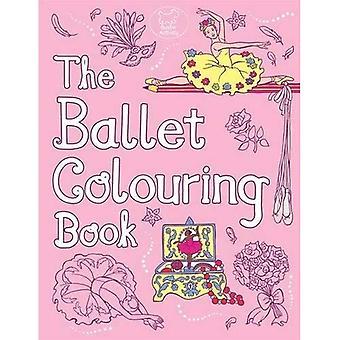 The Ballerina Colouring Book (Buster Activity)