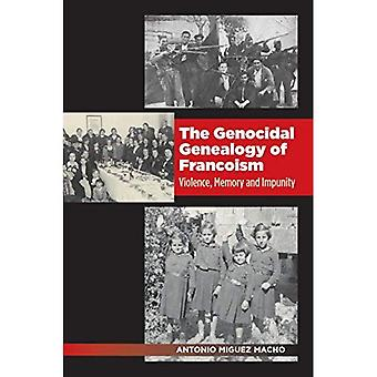 Der Völkermord Genealogie des Franquismus (Kanada blanchieren/Sussex akademische Studie)