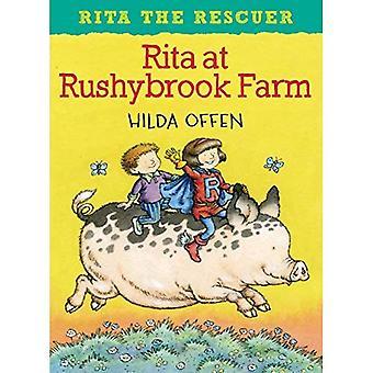 Rita at Rushybrook Farm