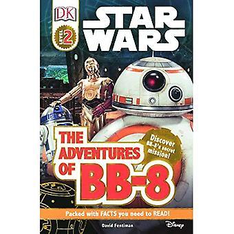 Star Wars: The Adventures of BB-8 (DK läsare: nivå 2)