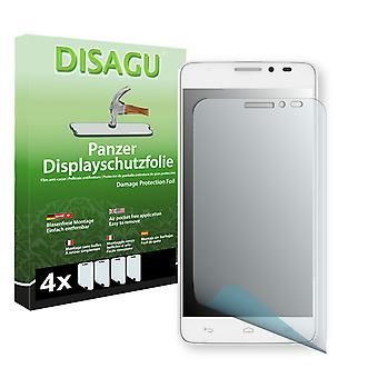 Alcatel one touch Idol X + screen protector - Disagu tank protector protector