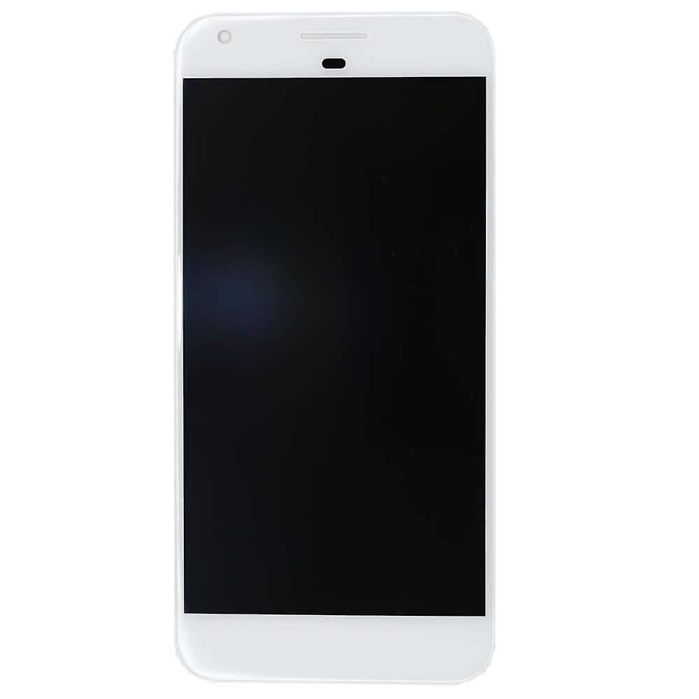 Genuine Google Pixel XL - LCD Screen & Digitizer - blanc - 83H90205-01