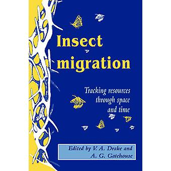 Insect Migration Tracking Resources Through Space and Time by Drake & V. Alistair