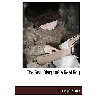 Le vrai journal d'un vrai petit garçon par Shute & A. Henry