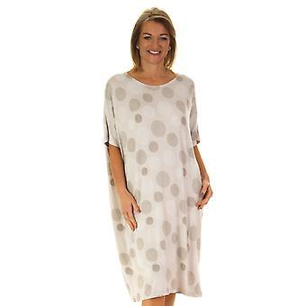 Capri Dress MLN 8066 Stone