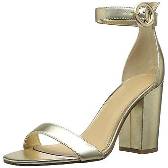 Marc Fisher Womens Marc Fisher Magali Heeled Sandal Leather Open Toe Special ...