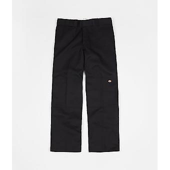 Dickies Double Knee Work Pant Black